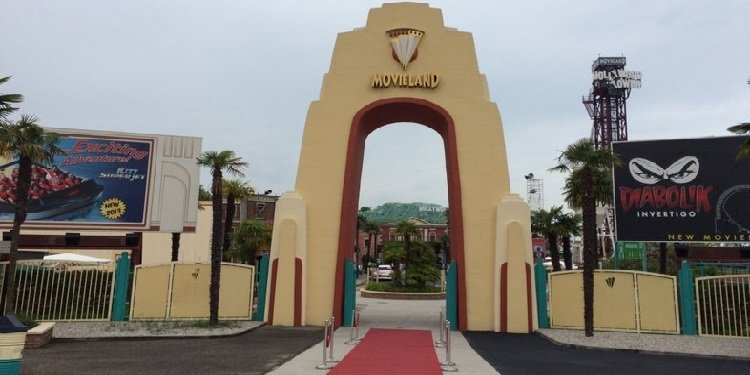 Report from Movieland, Italy!