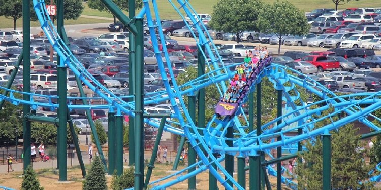 Great Zo's Kentucky Kingdom Report!