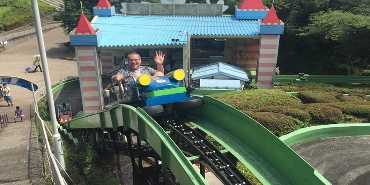 Japan Update: Nagoya & Slope Coaster Video!