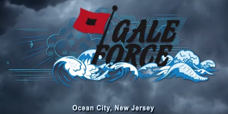 Playland Announces Gale Force!