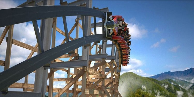 Lightning Rod Coming to Dollywood!