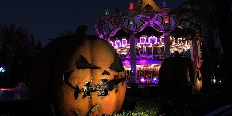 Haunt at California's Great America!
