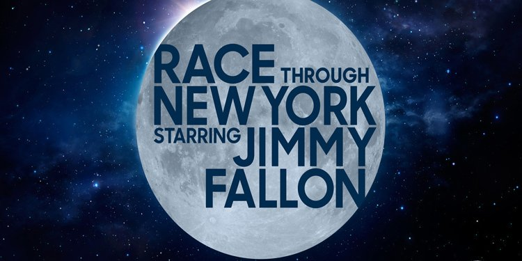 New Jimmy Fallon Attraction for Universal!