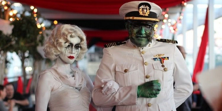 Dark Harbor at the Queen Mary!
