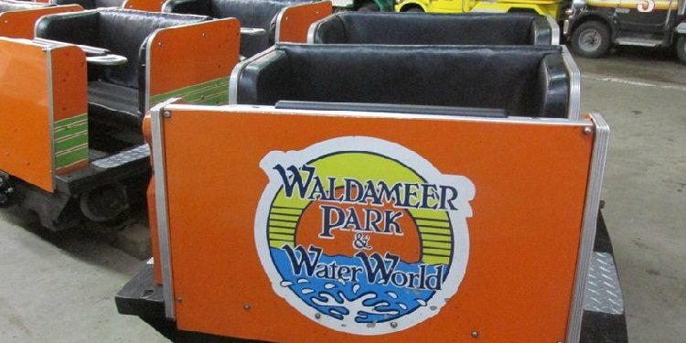 Winter Tour of Waldameer!