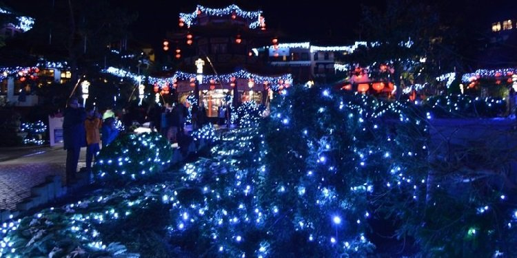 Christmastime at Phantasialand!