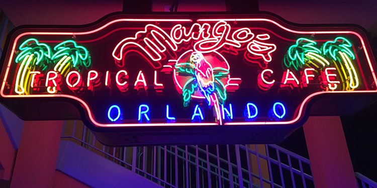 Mango's Tropical Cafe Orlando is OPEN!