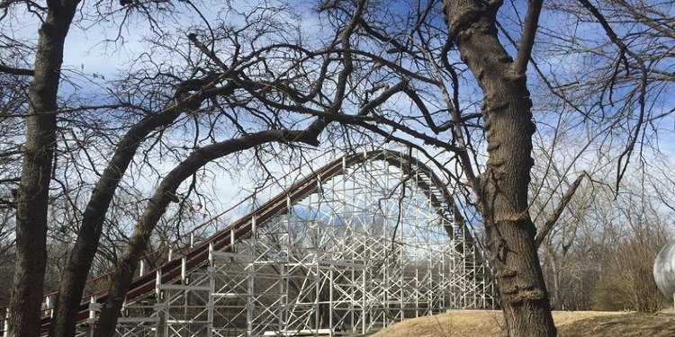 Off-season Tour of Frontier City!