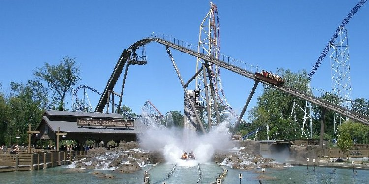 Cedar Point Removing Shoot the Rapids?