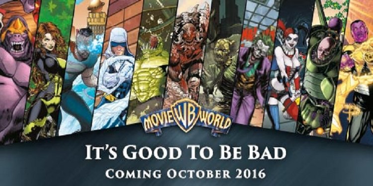Villains Unleashed Coming to Warner Bros. Movie World!
