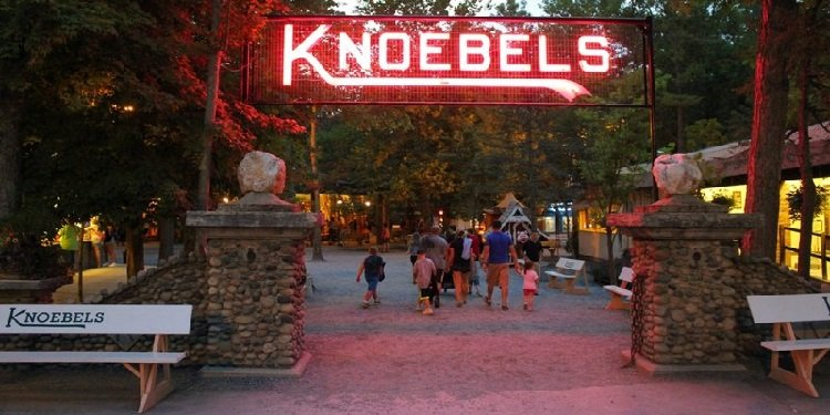 Mini East Coast Trip Update: Knoebels!