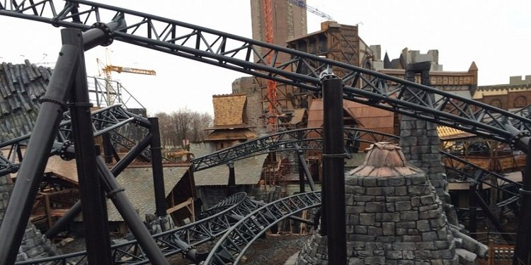 Great Phantasialand Trip Report!