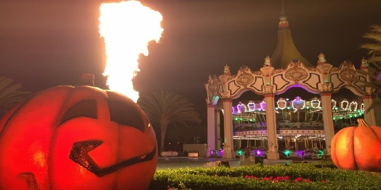Haunt Media Night at California's Great America!