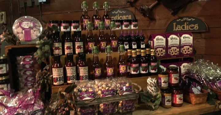 Preview of Knott's Boysenberry Festival!