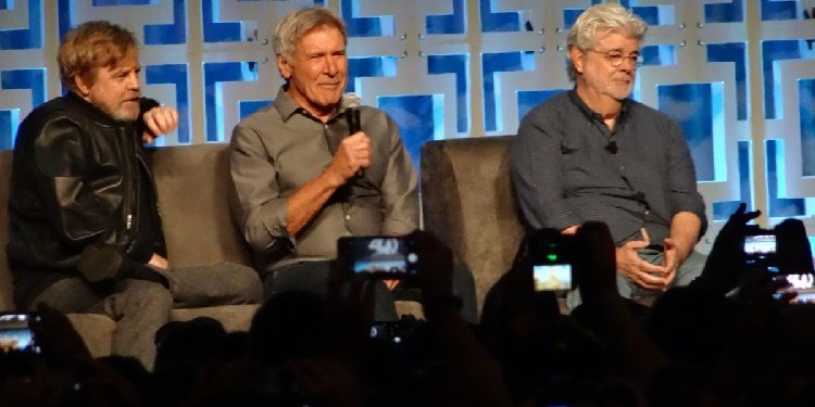 Report from the Star Wars Celebration!