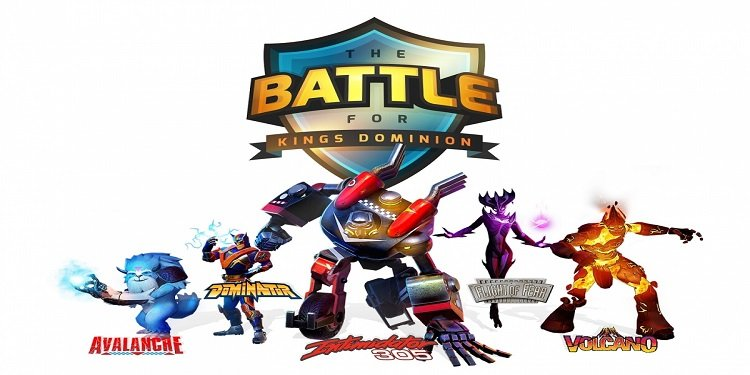 Battle for Kings Dominion Starts Today!
