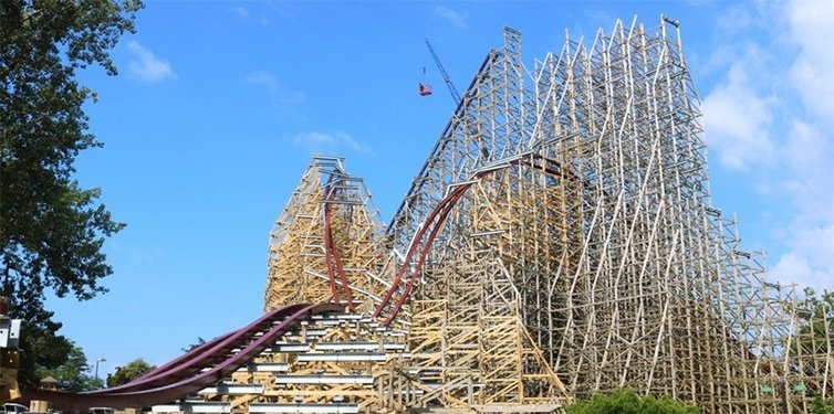 Mean Streak Construction Tour!