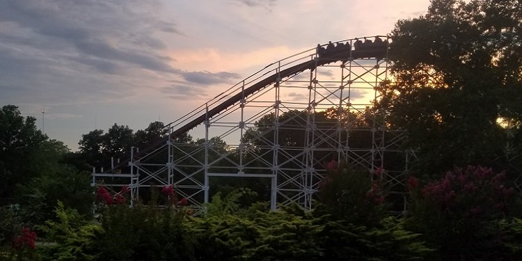 Mega Coaster Trip Report: Frontier City!