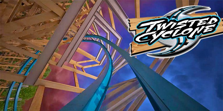 Twisted Cyclone Coming in 2018!
