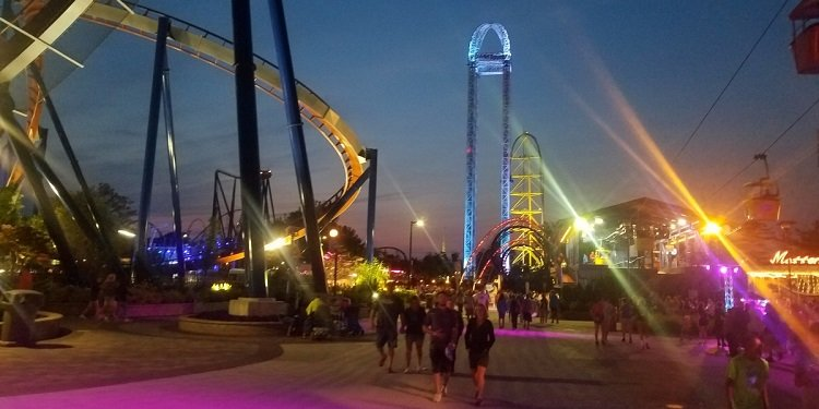 Mega Coaster Trip Report: Cedar Point!