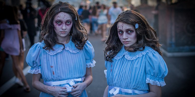 Amazing Halloween Horror Nights Report!