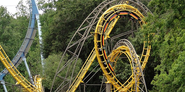 Fantastic report from Busch Gardens!
