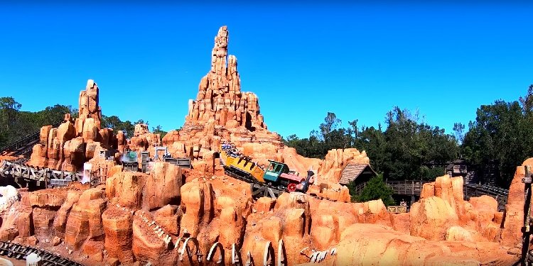 NEW POV Video of WDW's Big Thunder Mountain!