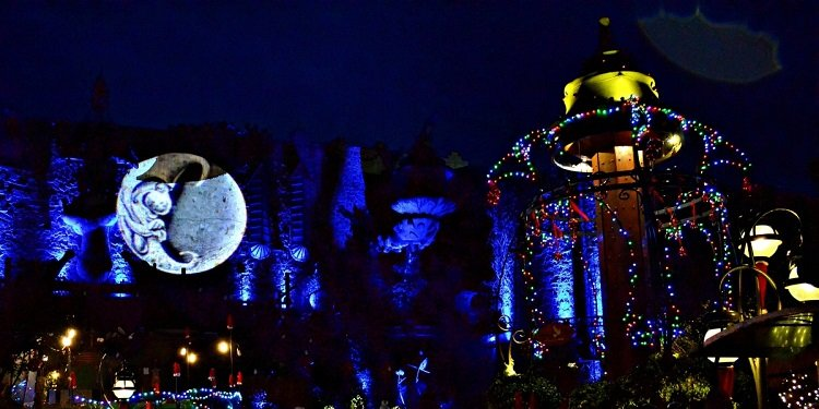 Report from Wintertraum at Phantasialand!