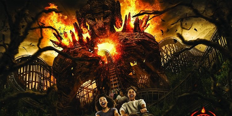 Wicker Man Coaster Coming to Alton Towers!