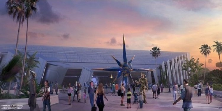Epcot to get Roller Coaster in 2021!
