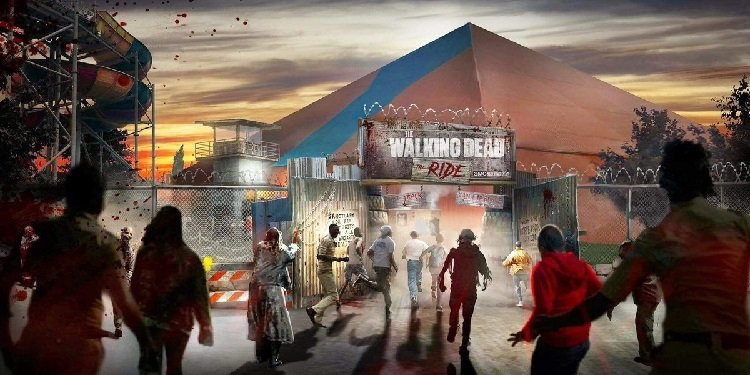 Walking Dead: The Ride Coming to Thorpe Park!