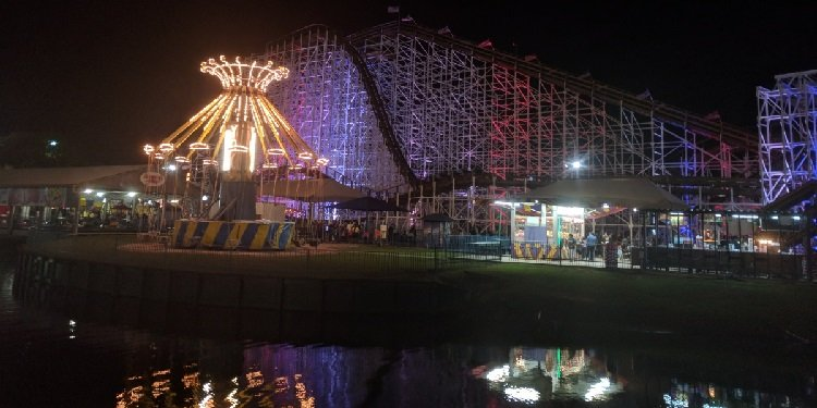 A Night at Fun Spot Kissimmee!