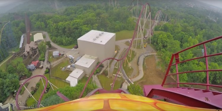 Multi-Angle Video of Diamondback!