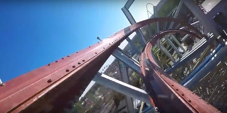 REAL POV Video of Twisted Timbers!