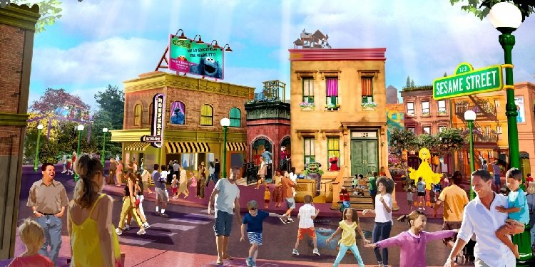 Sesame Street Coming to SeaWorld Orlando!