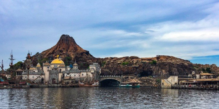 TPR in Japan, Day 3: DisneySea!