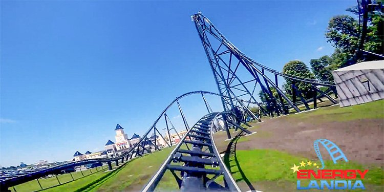 Hyperion Front Seat POV Video!