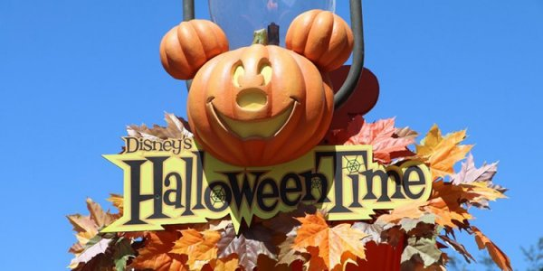 HalloweenTime at Disneyland Resort!