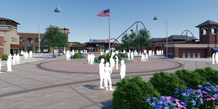 Hersheypark Announces Expansion for 2020!