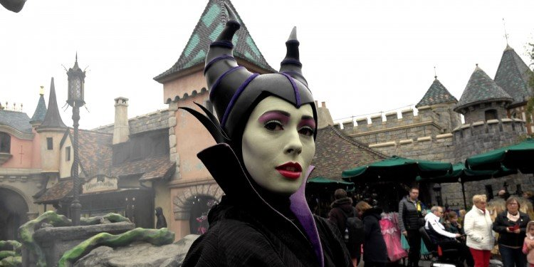 Halloween at Disneyland Paris!
