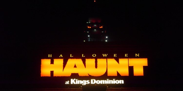 Report from Haunt at Kings Dominion!
