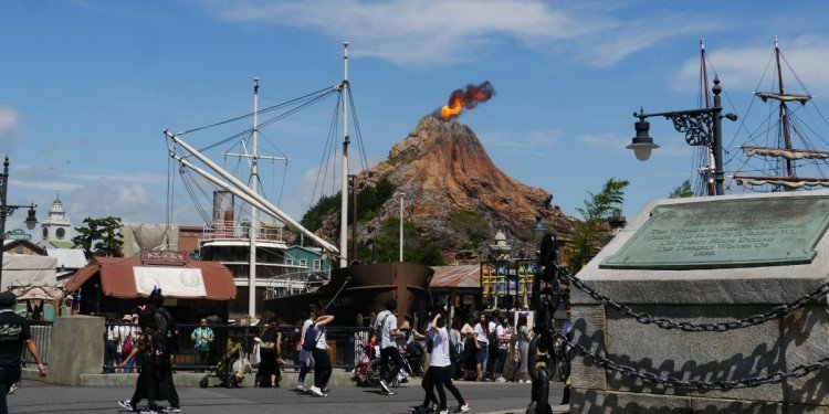 Chuck's Japan Trip Report: DisneySea!