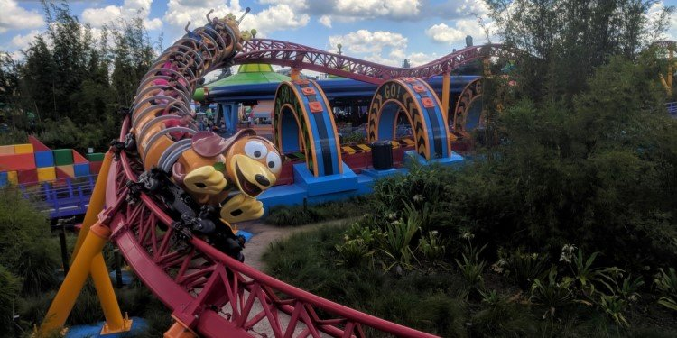 Canobie Coaster's World Adventures: Hollywood Studios!