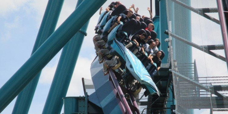 Canobie Coaster's World Adventures: SeaWorld!