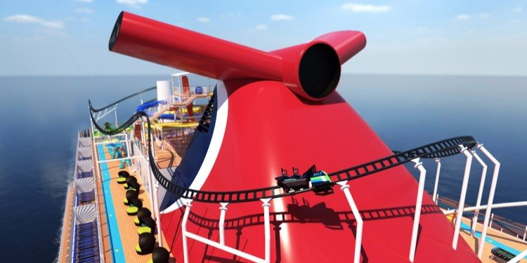 """Roller Coaster at Sea"" Coming to Carnival!"