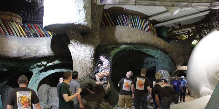 City Museum Sold to Premier Parks!