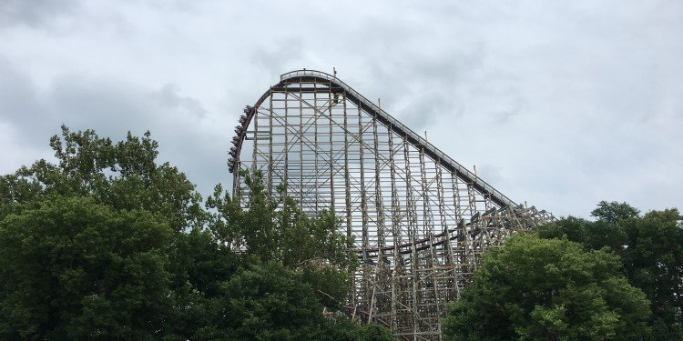 Chuck's Long-Delayed Cedar Point Report!