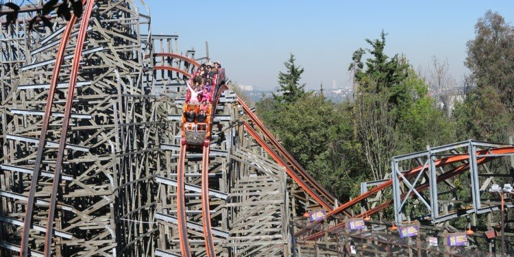 Canobie Coaster's World Adventures: Mexico!