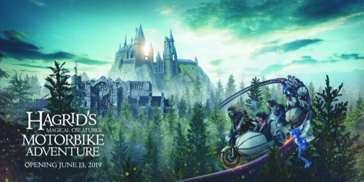New IOA Harry Potter Coaster Opens June 13!