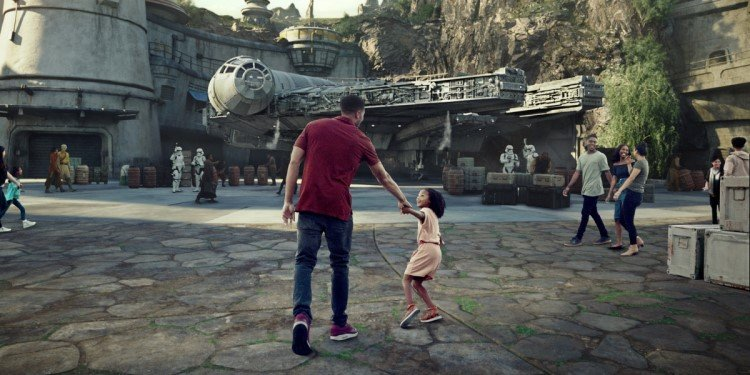 Opening Dates for Star Wars: Galaxy's Edge!